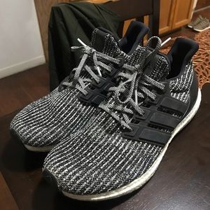 Adidas ultraboost 4.0 grey men's 11.5